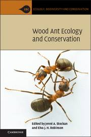 New Book on Wood Ant Ecology and Conservation